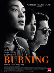 Cinema-Burning