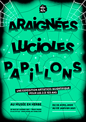 Expo Araigners-Lucioles-Papillons